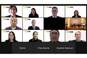 Virtual MOU & MOA Signing Ceremony with Gingko College