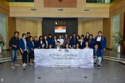 Delegations from International Student Corps, Udayana University visit NIDA