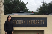 NIDA visited Chengdu University, Sichuan University and participated in China Education Expo  2016