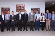 Delegation from National Pingtung University of Science and Technology, Republic of China (Taiwan), visit NIDA
