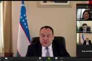 Virtual Meeting on Opportunity for Academic Collaboration with Consulate-General of Uzbekistan via ZOOM
