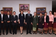 BI Delegations' Visit for academic exchange