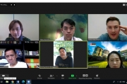 Virtual Meeting on Opportunity for Academic Collaboration with Yunus Thailand via ZOOM on December 30, 2020